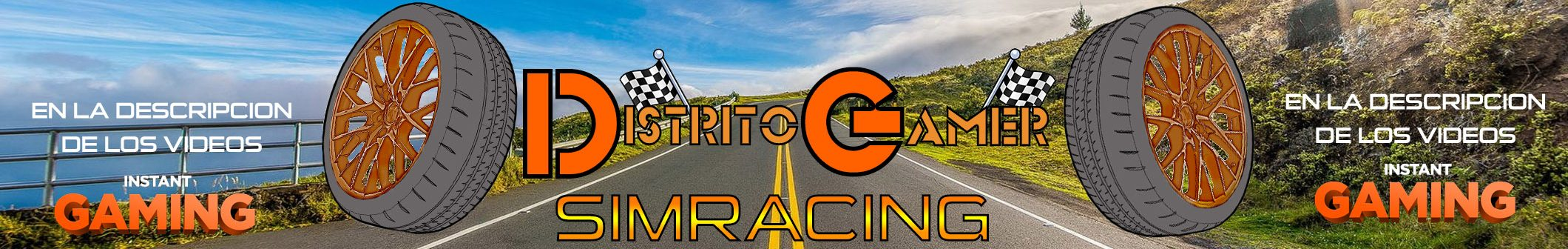 Distritogamer Simracing Youtube Español